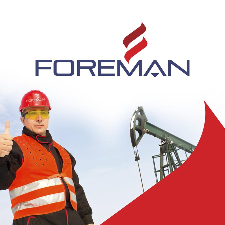 Foreman Inc. Corporate Identity