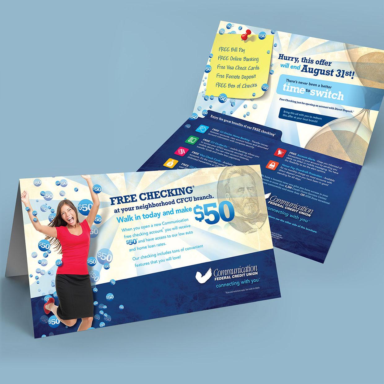 CFCU_CheckAccount Mailer