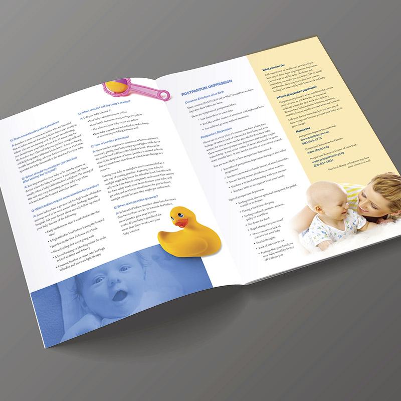 Children's Center - Print Design