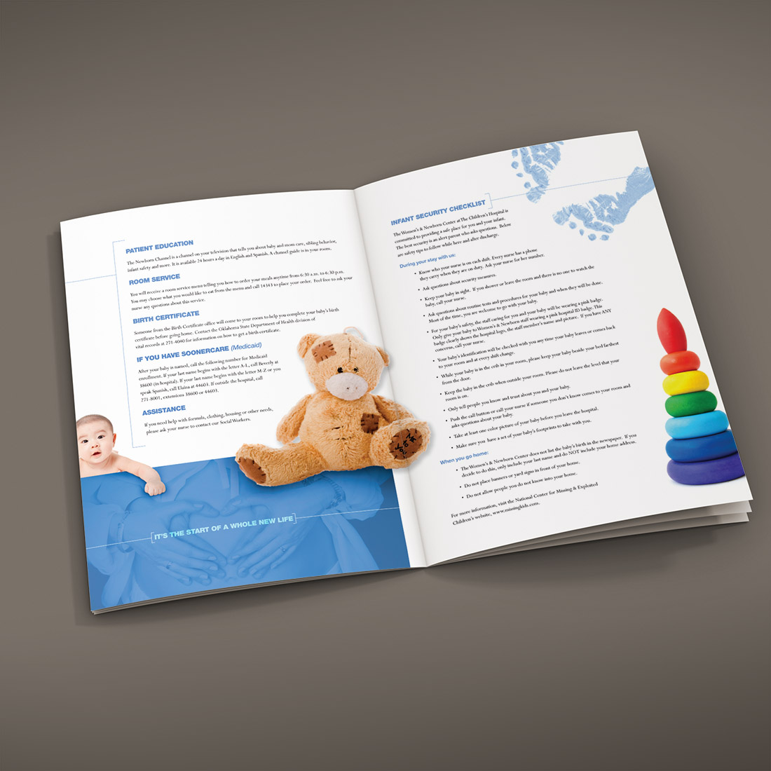 Women's Brochure - Creative Design