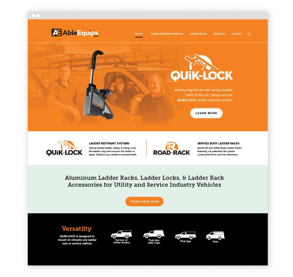 quik-lock-website