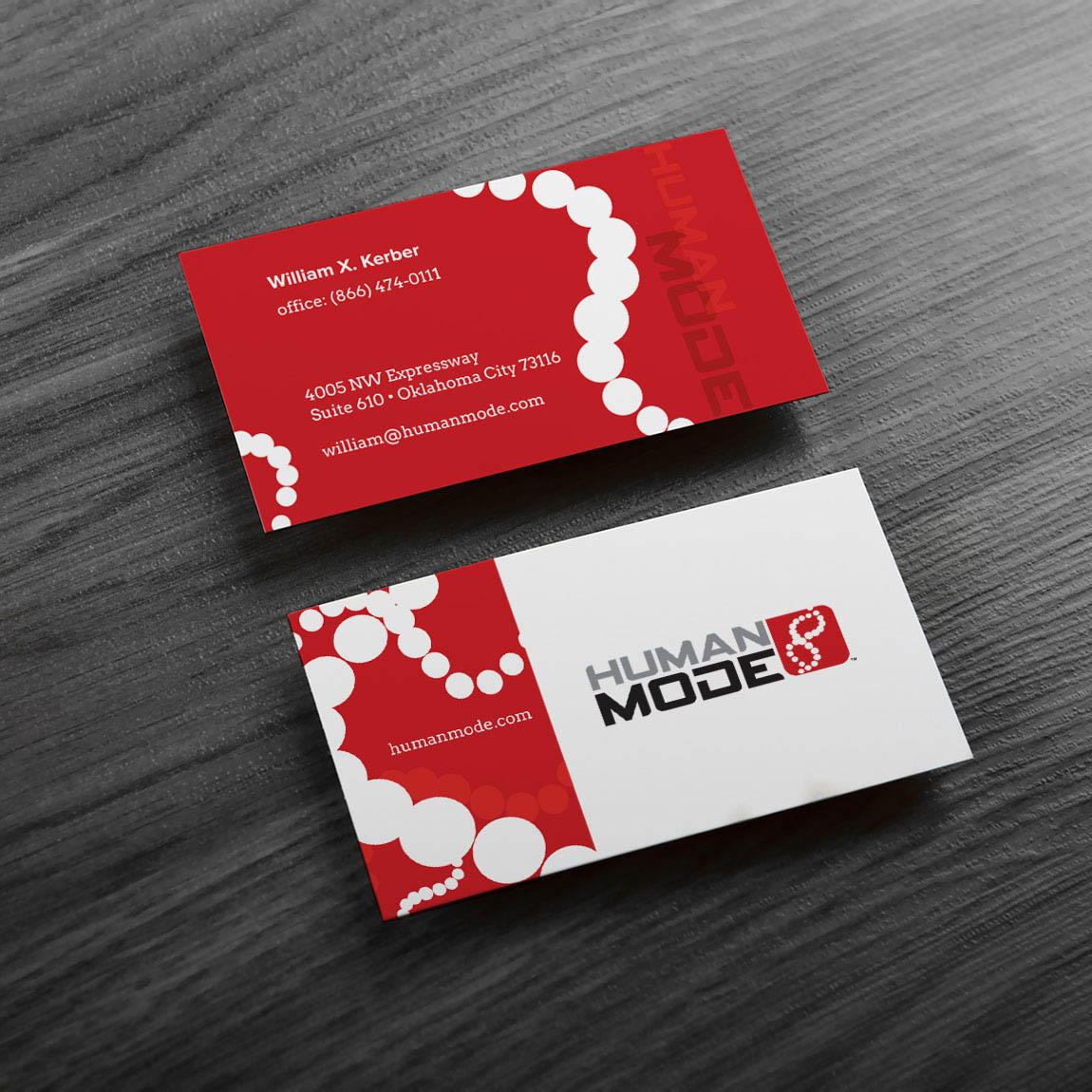 humanmode-business-cards