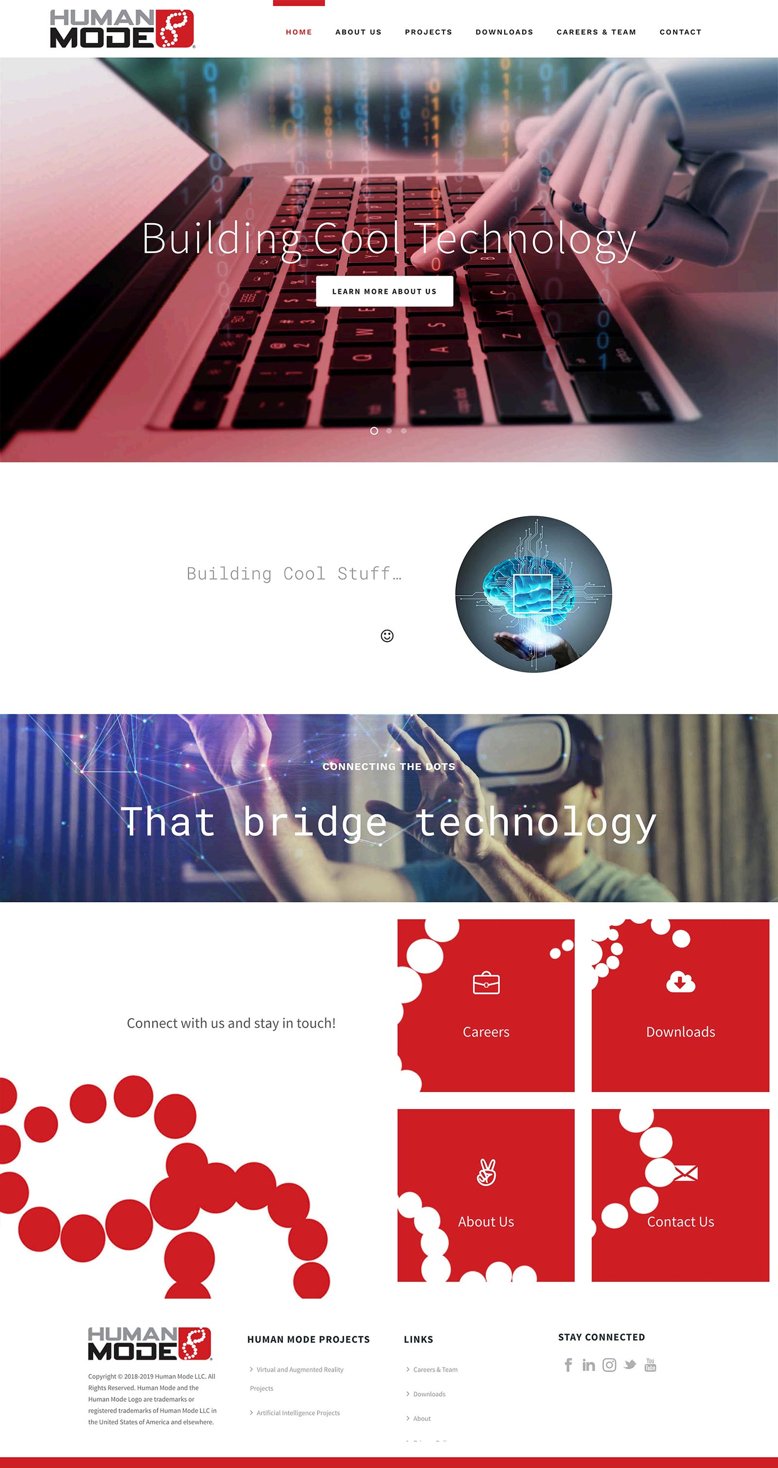 humanmode-website-wordpress-website-development