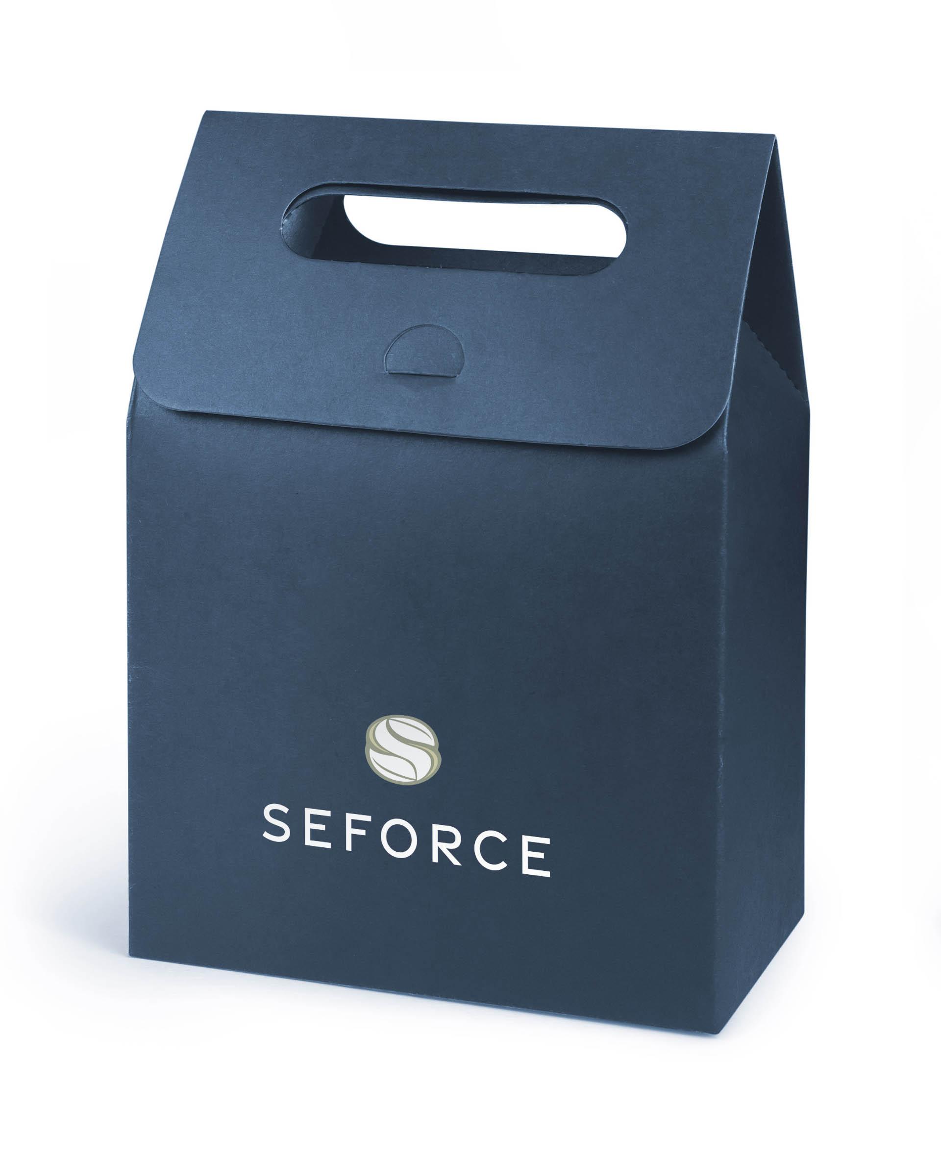 Seforce package branding.