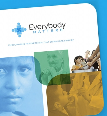 Everybody Matters Visual Identity