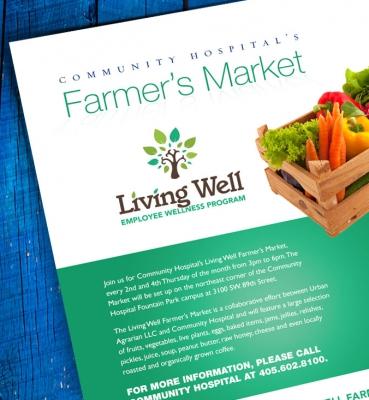 Employee Living Wellness Logo